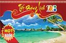 Tour Du Lịch Hồ Chí Minh- Phú Quốc 3 Ngày 2 Đêm Tết Dương Lịch 2018