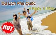 Tour Du Lịch Hà Nội - Phú Quốc 4 Ngày 3 Đêm - Tháng 05/2016 - Bao vé máy bay khứ hồi