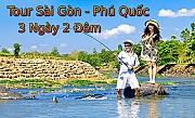 TOUR DU LỊCH SÀI GÒN - PHÚ QUỐC BIỂN HÈ THÁNG 6 NĂM 2016 (BAO VÉ MÁY BAY)