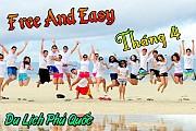 Tour Phú Quốc Free and Easy Tháng 4 Khuyến Mãi