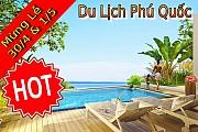 TOUR DU LỊCH HCM - PHÚ QUỐC 3 NGÀY 2 ĐÊM. KHỞI HÀNH 29 + 30/04/2017
