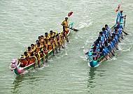 Phú Quốc: Tổ Chức Hội Thi Đua Thuyền Trên Biển Lần Thứ 2