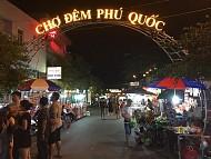 Thưởng thức hải sản tại chợ đêm Phú Quốc