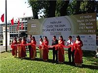 27 Tác Phẩm Đoạt Giải Cuộc Thi Ảnh Di Sản Việt Nam