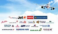 Các tuyến máy bay được giảm giá trong tháng 3