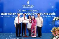 Đảo Phú Quốc Khai Trương Bệnh Viện Tiêu Chuẩn Quốc Tế