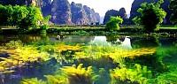 Kinh nghiệm du lịch đầm Vân Long ở Ninh Bình