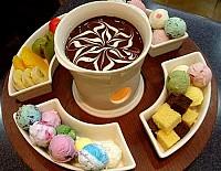 Những món kem siêu hot ở Hà Thành