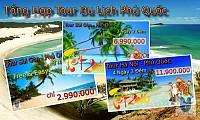 Tổng hợp các Tour Du Lịch Phú Quốc Hot đầu năm 2016