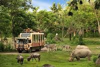 Vinpearl Safari là vườn thú tại Đảo Ngọc Phú Quốc