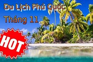 Hà Nội - Phú Quốc Khuyến Mãi Tháng 11 (Bao Vé Máy Bay)