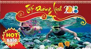 VPQ30: Tour Du Lịch Hà Nội - Phú Quốc 3 Ngày 2 Đêm Tết Dương Lịch 2018