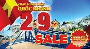 Dịp Lễ 2-9 Hà Nội- Phú Quốc 4 Ngày