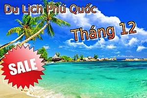 Tour Du Lịch Phú Quốc từ Sài Gòn Tháng 12