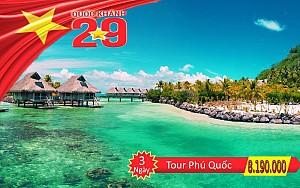 Tour 3 Ngày Nhân Dịp Lễ Mùng 2 Tháng 9 Khởi Hành Từ Hà Nội