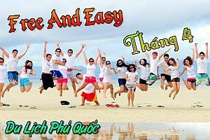 Tour Phú Quốc Free and Easy Tháng 4 2017 Siêu Khuyến Mãi