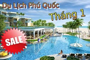 Tour Sài Gòn Phú Quốc Tháng 1 Năm 2017