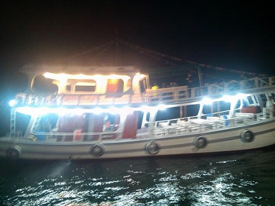 Câu Mực Đêm Trên Đảo Phú Quốc
