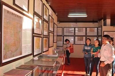 Đảo Phú Quốc Khai Mạc Triển Lãm Về Biển Đảo Việt Nam