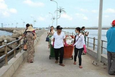 Đảo Phú Quốc Tổ Chức Chiến Dịch Bảo Vệ Môi Trường
