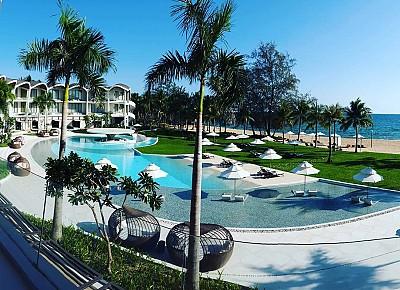 Du lịch nghỉ dưỡng resort hạng sang chỉ có ở Phú Quốc