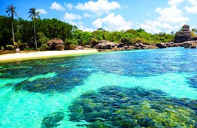 Ghé thăm đảo Hòn Dăm Phú Quốc