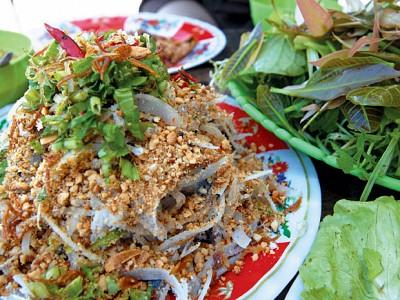 Gỏi Cá Trích Phú Quốc