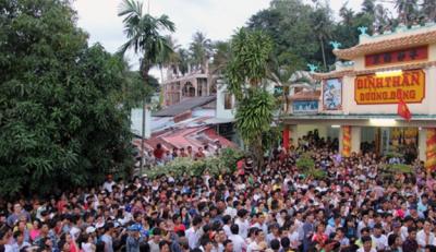 Lễ hội Đình Thần Dương Đông thổi hồn tâm linh Phú Quốc