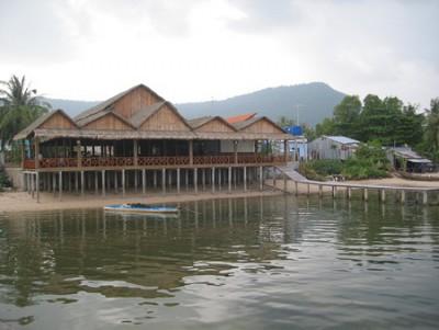 Nhà Hàng Làng Chài Hàm Ninh