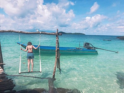 Review Của Cô Nàng Xinh Đẹp Phan Thư Về Chuyến Đi Tới Đảo Ngọc Phú Quốc