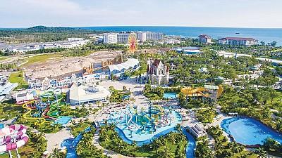 Sự phát triển du lịch của đảo ngọc Phú Quốc