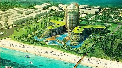 Syrena Việt Nam Xây Khách Sạn 5 Sao Tại Phú Quốc