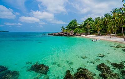 Thiên đường du lịch Hòn Móng Tay Phú Quốc