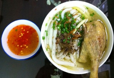 Top 5 món bánh canh hot nhất Sài thành