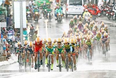 Tour xe đạp toàn quốc khai mạc tại đảo ngọc Phú Quốc