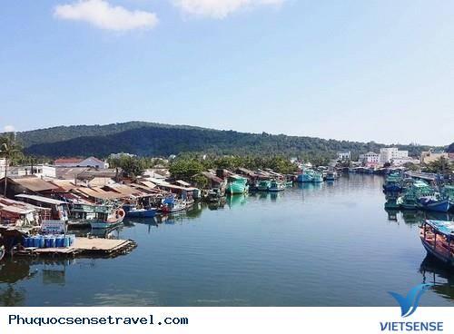 Làng chài Hàm Ninh, Phú Quốc