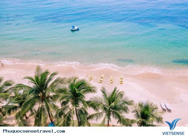 Tận hưởng một mùa hè đầy nắng tại đảo ngọc Phú Quốc