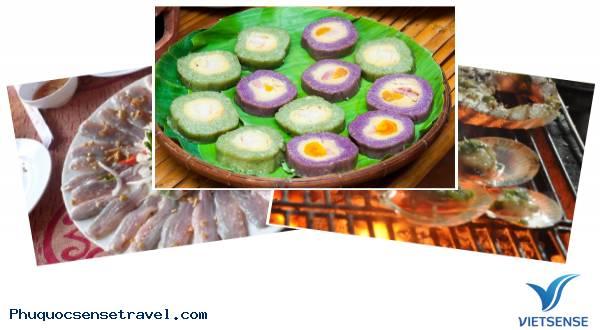 Các Món Ăn Đặc Sản Phú Quốc