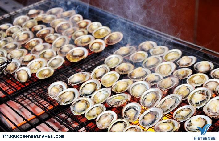 Bào Ngư Nướng đặc sản Phú Quốc