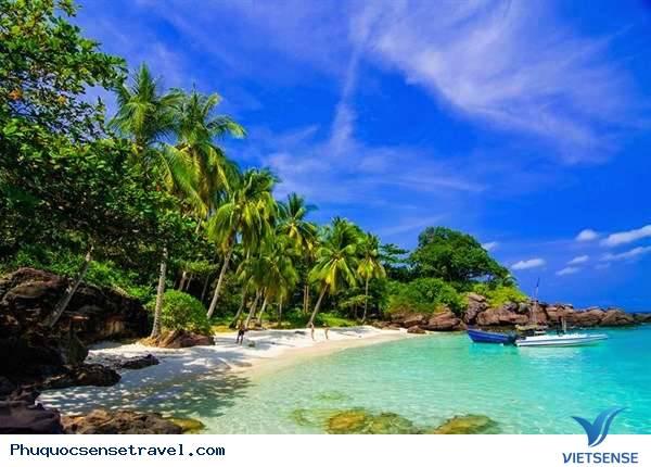 Đảo Móng Tay ở Kiên Giang