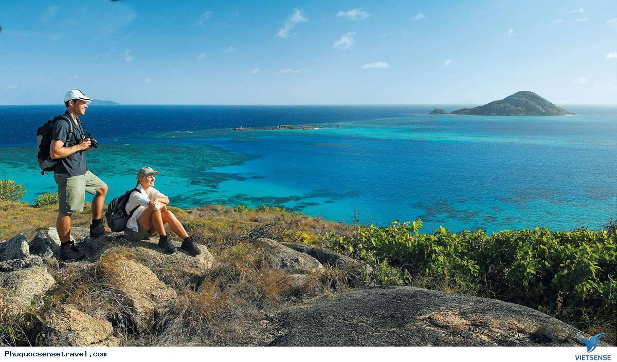 Đảo Ngọc Phú Quốc hút khách từ châu Âu