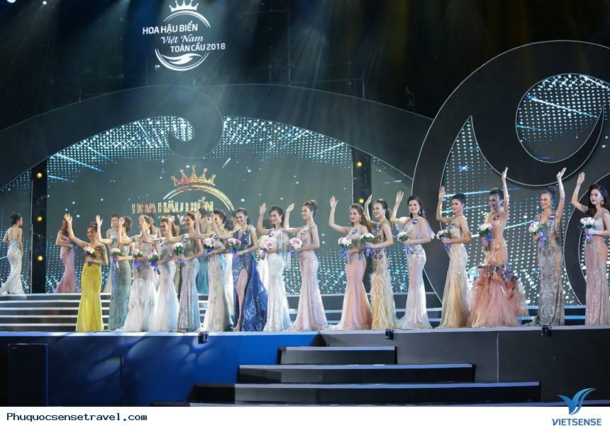 Đảo Phú Quốc nơi vẻ đẹp Hoa hậu Biển Việt Nam tỏa sáng