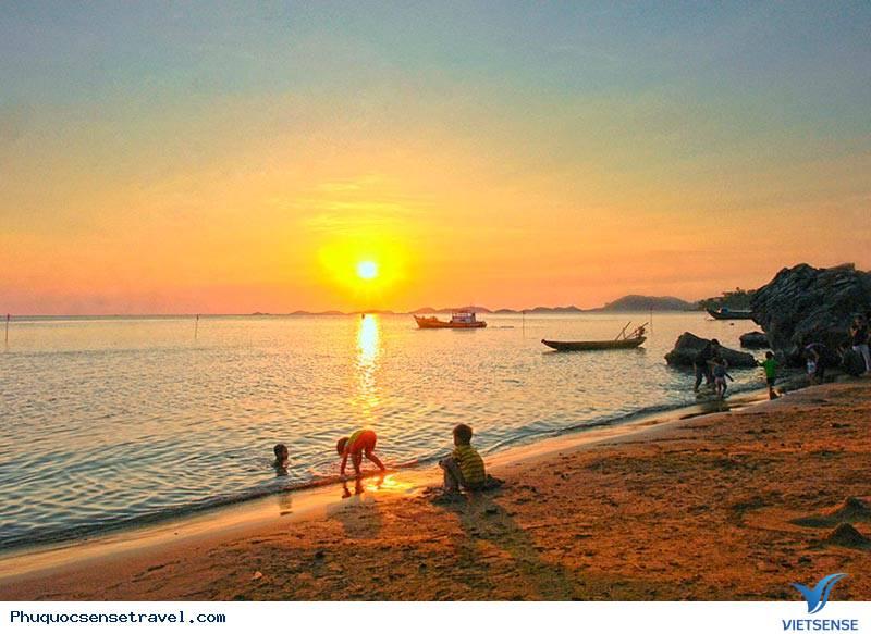 Đón bình minh tại Nam Đảo Phú Quốc