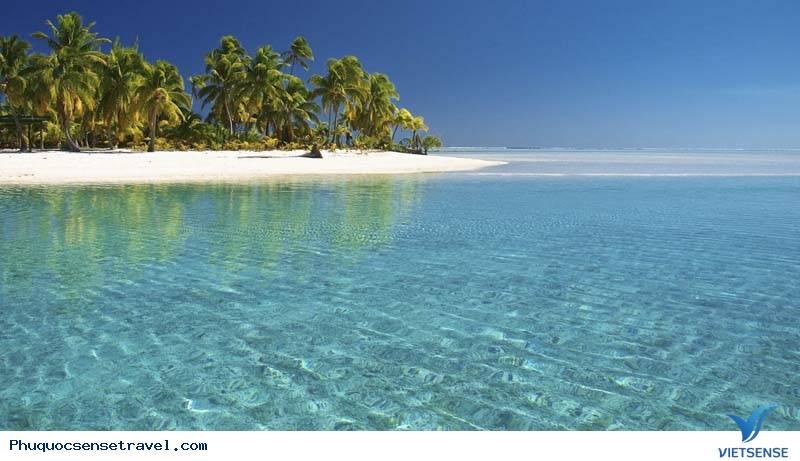 Đón nắng vàng tại biển đảo Phú Quốc mỗi độ thu sang