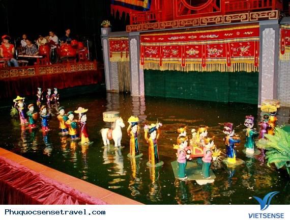 Du lịch Phú Quốc – Thăm nhà hát múa rối nước Đảo Ngọc