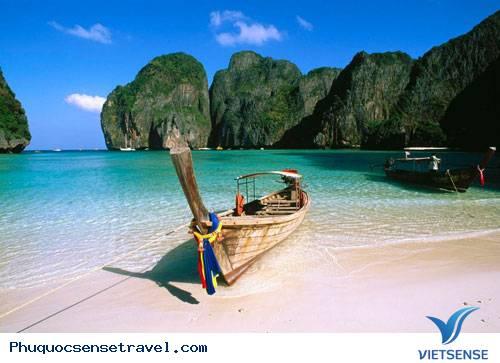 Ghé Thăm Biển Krabi Thái Lan,Ghe Tham Bien Krabi Thai Lan