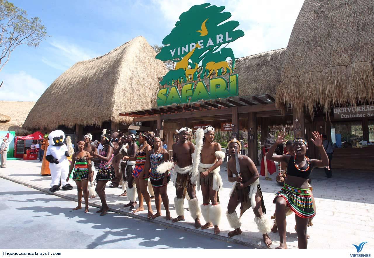 Giới thiệu Vinpearl Safari - Ảnh 1