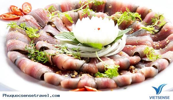 Gỏi Cá Nhồng Phú Quốc