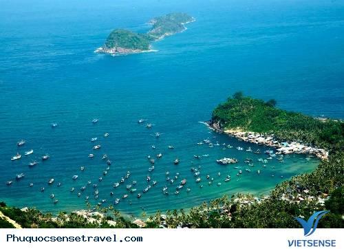 Nam Du- Nàng Tiên Cá Giữa Biển Khơi