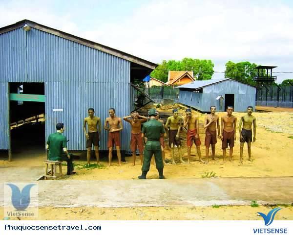 Nhà tù Phú Quốc - Nhà Lao Cây Dừa